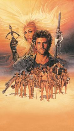 Mad Max Beyond Thunderdome Phone Wallpaper Mad Max 3, Mad Max Road, Best Movie Posters, Movie Poster Art, Mad Max Mel Gibson, Roadside Picnic, Tina Turner, Movie Wallpapers, Hero Arts