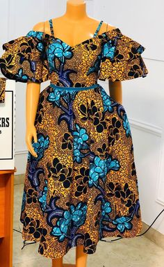 PURE ANKARA LATEST STYLES Best African Dresses, African Fashion Ankara, Latest African Fashion Dresses, African Print Dresses, African Attire, African Print Fashion, Latest Ankara Dresses, Ankara Gown Styles, Ankara Gowns