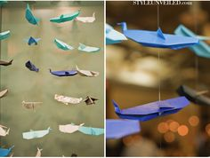 whale origami :)