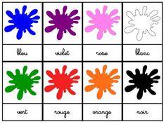 Alors pour répondre à la demande de Priscilla, voici les cartes des couleurs en version française.       Télécharger les cartes (pdf)