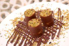 Marquise de Pistache ::: #atteliededoces #docesfinos #carolinadarosci #casamento #sobremesa #docinhos #docesgourmets #mesadedoces #artesanal #chocolate #pistache