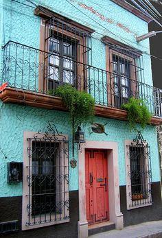 San Miguel de Allende, Guanajuato, México. Capture the spirit of authentic Mexico with home accents from LaFuente.com