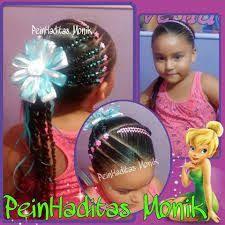 Imagen relacionada Pretty Hairstyles, Girl Hairstyles, Braided Hairstyles, Toddler Hairstyles, Cool Hair Designs, Corte Y Color, Christmas Bulbs, Braids, Hair Styles