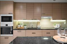 Helsinki myyty Mechelininkadulla Kitchen Cabinets, Decor, Kitchen, Home, Cabinet, Home Decor
