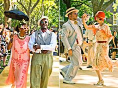 Gatsby on Governor's Island: Annual Jazz Age Lawn Party June 15-16 | Untapped Cities