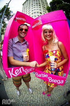 RIOetc | Barbie e Ken na vida real