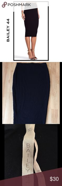 """Bailey 44 Shirley Skirt 27"""" long. Midi length. Fully lined. Excellent condition. Made in USA. Bailey 44 Skirts Midi"""