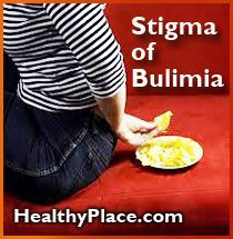 When I started to disclose my bulimia, I could see disbelief and disgust in the faces of some of the people I'd open up to.