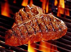 Coke (or Beer) Marinated Steak....trying this tonight, along with tater twists and a chocolate peanut butter cake