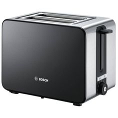 Bosch Sky TAT7203GB 2-Slice Toaster - Black buy online at Atlantic Electrics