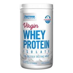 Jarrow Formulas Virgin Whey Protein Isolate, 16 oz