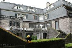Corvo besucht den Hohenhof in Hagen