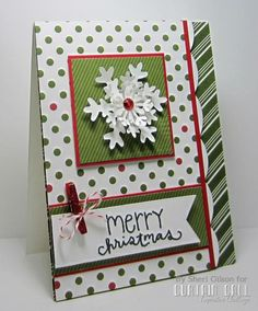 Merry Christmas, CCC by PaperCrafty - Cards and Paper Crafts at Splitcoaststampers