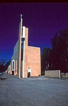 Myyrmäki Kirkko Juha Leiviskä Helsinki 1984