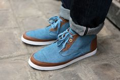 Daily (denim) Shoes