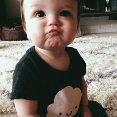 I totally make this face naturally:)