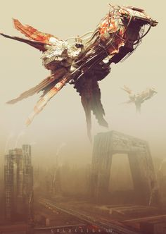 http://coldesignltd.cgsociety.org/art/beijing-incident-sci-fi-2d-1284522