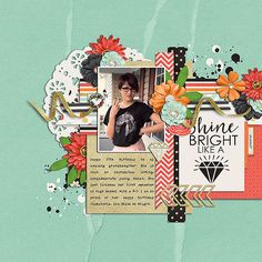 you're a diamond - river~rose - meg mullens http://www.sweetshoppedesigns.com/sw...886&page=2