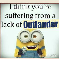 """""""By popular request  @SamHeughan @caitrionambalfe @Writer_DG @RonDMoore"""""""