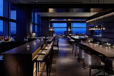Official site of DESIGN STUDIO SPIN. – Distinguished interior design company serving for clients around the world who seek for the highest quality- Night Bar, Interior Design Companies, New Words, Spinning, Contemporary, Studio, Towers, Building, Tokyo