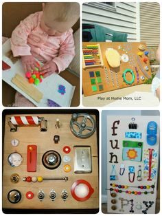 Montessori, Sensory Activities, Diy Toys, Baby Room, Mamma, Play, Crafts, Atelier, Crafting