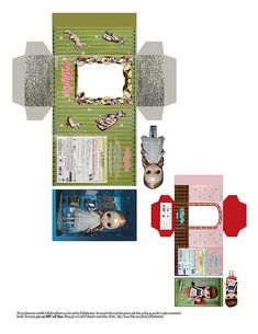 Blythe mini boxes | Flickr - Photo Sharing!