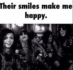 Their smiles make me smile so much! #happiness