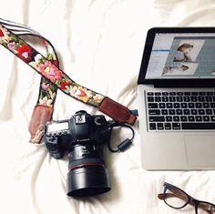 Nena & Co. camera straps