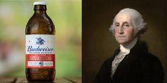 Τη µπύρα του G. Washington φτιάχνει η Budweiser