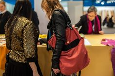 Gold touch at CUIR A PARIS February 2013
