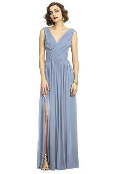 """""""Dessy"""" Bridesmaid Dress - 2894 in Cloudy at Weddington Way."""
