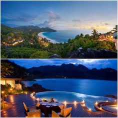 Exotic Seychelles, romantic Holiday resort with stunning views English article: http://gobtube.com/exotic-seychelles-romantic-holiday-resort-with-stunning-views/