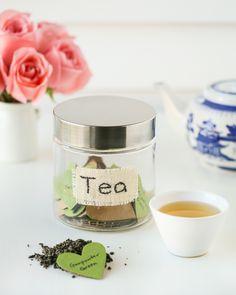 The Tea Time Toss-Up