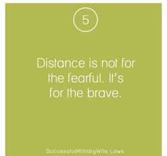 Distance!