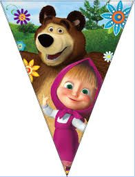 Image result for Masha and the bear