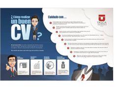 Como hacer un Buen CV???