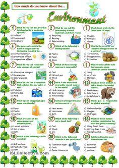 Environment-Quiz