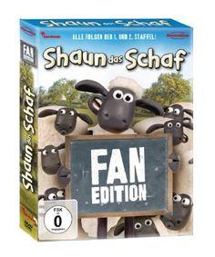 DVD Box – Shaun das Schaf – Fan Edition für 18,97 Euro