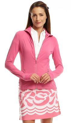 Mrs Golf - Ladies Golf Apparel, Shoes, Accessories - Golftini Tiki Mountain Breeze Skort