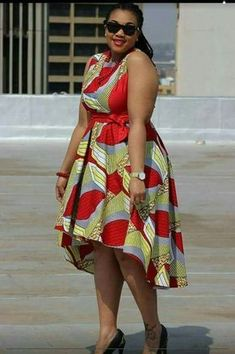 Plus Size Ankara Styles For Big And Beautiful Ladies African Fashion Ankara, African Fashion Designers, Latest African Fashion Dresses, African Inspired Fashion, African Print Fashion, Africa Fashion, Short African Dresses, African Print Dresses, Ankara Gown Styles