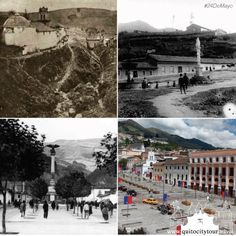 """#TalkingAboutQuito The """"24 of May"""" opened on the 24 of May 24 of 1922, in honor of the centenary of the Battle of Pichincha. In the colonial time it was the Ullaguangayacu ravine known as the Jerusalem ravine, it was the limit of the south of #Quito. Now is the 24 of may Avenue, a well known Boulevard, renewed meeting place, full of culture and history. In this boulevard is the ¨Chapel of the Theft¨."""