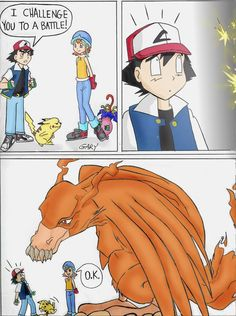 How ever much I love Pokemon I will always like Digimon better. When I watched it on Netflix I was just IMMEDIATELY HOOKED. Pokemon is just like: get the badges. Fight the champion. Digimon a got wayyyyy more story. You don't have to train to digivolve you do it when you are... Connected to your digimon. And you can de-evolve.