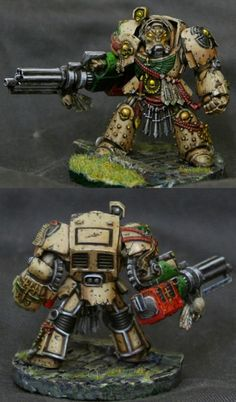 The Internet's largest gallery of painted miniatures, with a large repository of how-to articles on miniature painting Warhammer Dark Angels, Dark Angels 40k, Warhammer 40k Figures, Warhammer Paint, Warhammer Models, Warhammer 40k Miniatures, Warhammer 40000, Miniaturas Warhammer 40k, Cool Monsters