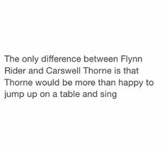 YESSS /~/ XD that is literally the only difference. Aside from that it is incredibly easy to imagine Cress and Thorne as Flynn Ryder and Rapunzel /~/ The Lunar Chronicles and Tangled Book Memes, Book Quotes, Good Books, My Books, Teen Books, Marissa Meyer Books, My Champion, Cinder, Book Fandoms