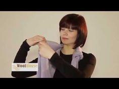 Как красиво завязать шарф. Обсуждение на LiveInternet - Российский Сервис Онлайн-Дневников