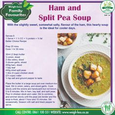 Best Soup Recipes, Favorite Recipes, Healthy Recipes, Impossible Pie, Fat Loss Diet, Stuffed Chicken, Homemade Soup, Winter Warmers, Lunches