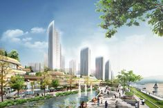 northstar xin he delta delivers waterfront lifestyle