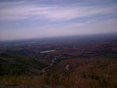 Silao, Guanajuato. Camino hacia el cerro del Cubilete