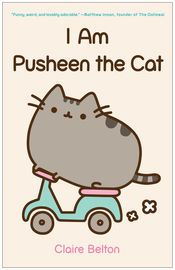 I Am Pusheen the Cat | http://paperloveanddreams.com/book/618078962/i-am-pusheen-the-cat | Who is Pusheen? This collection of oh-so-cute kitty comics�featuring the chubby, tubby tabby who has taken the Internet by storm�will fill you in on all the basics.Things you should know about Pusheen. Birthday: February 18Sex: Female Where she lives: In the house, on the couch, underfootHer favorite pastime: Blogging, sleepingHer best feature: Her toe beans Her favorite food: All of themPusheen is a…