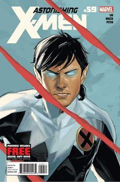 Astonishing X-Men by Phil Noto